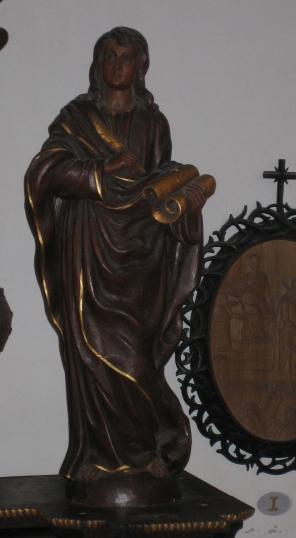 11. Statue des hl. Johannes