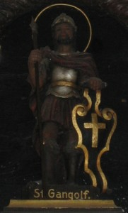 2. St. Gangolf